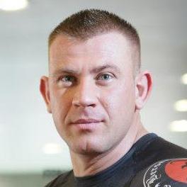 Marcin Krężel - trener personalny