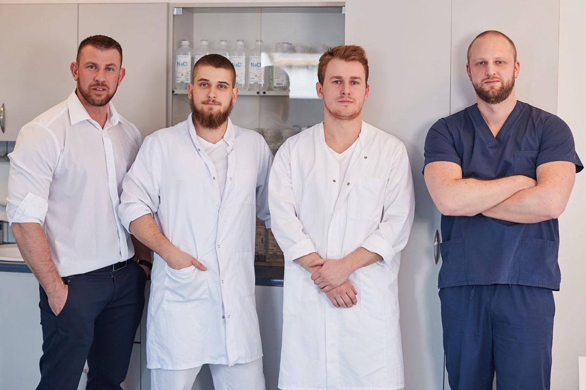 Personel kliniki witaminowej w Szczecinie