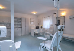 Vitamin Clinic – wnętrze