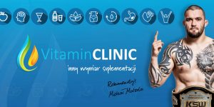 Vitamin Clinic rekomenduje Michał Materla
