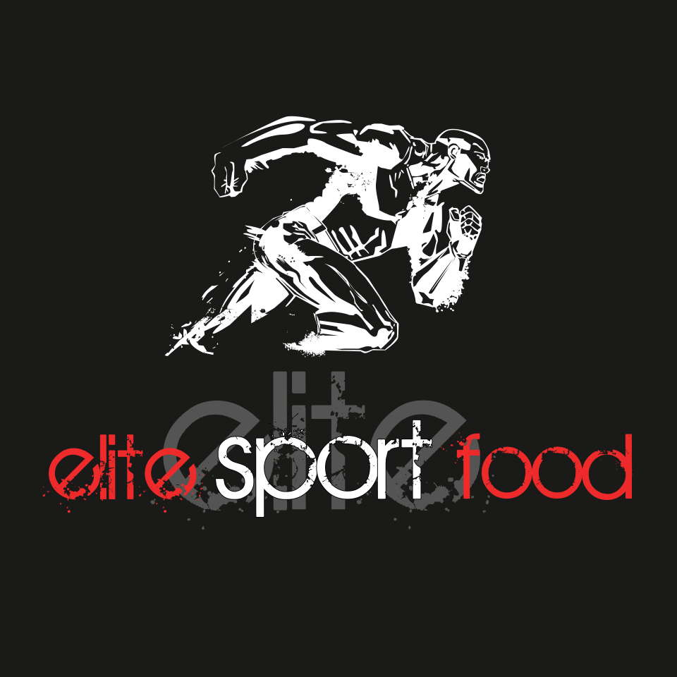 Logo elite sport food