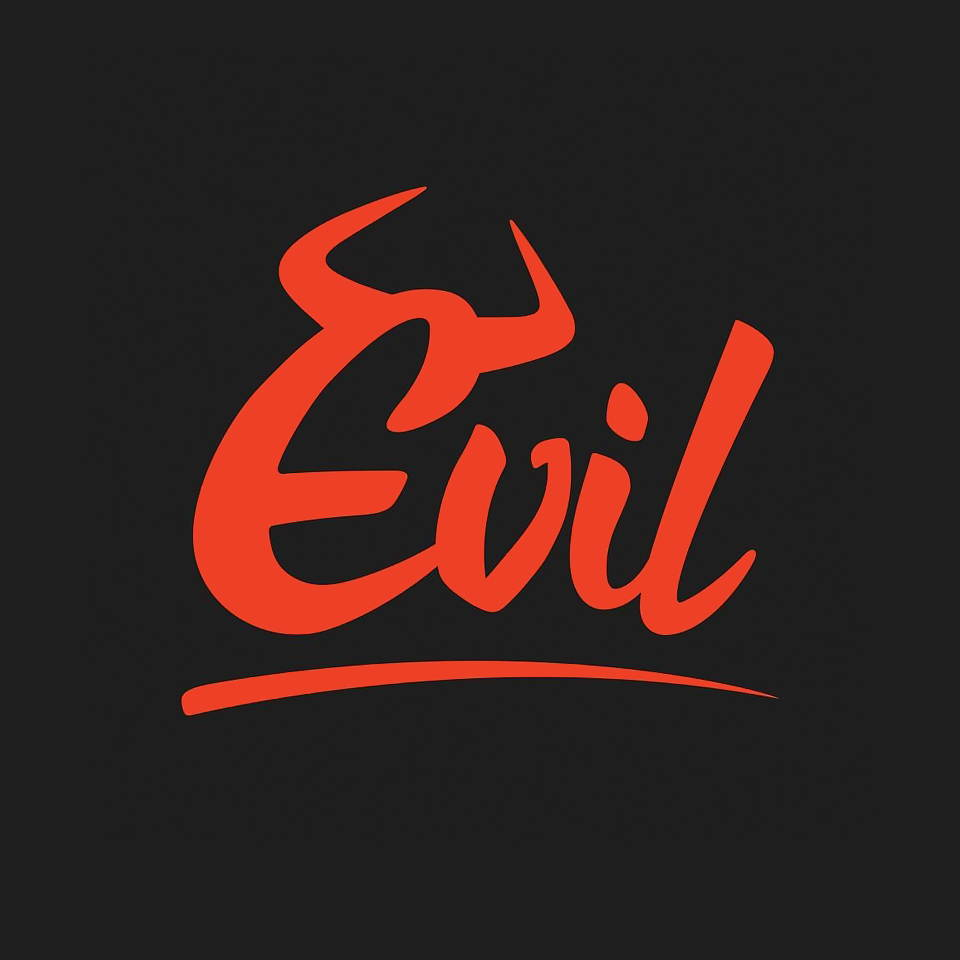 Logo Evil Steak House