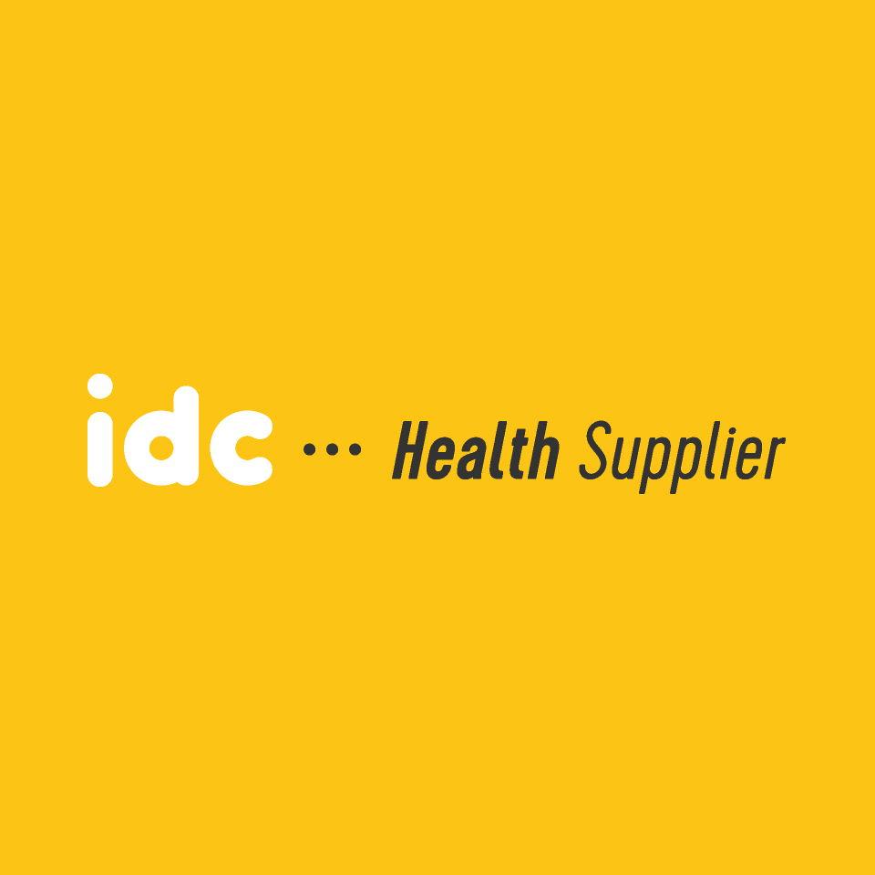 Logo IDC Health Supplier